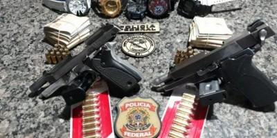 Organização criminosa, que praticava crimes de peculato e furtos em RO, é alvo de operação da PF