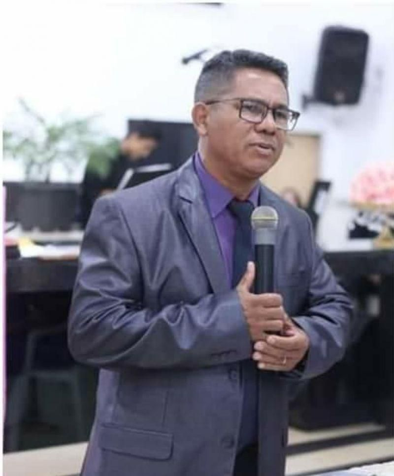 Pastor da Igreja Assembleia de Deus de Rolim de Moura morre em decorrência da Covid-19