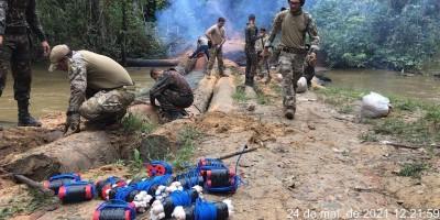 PF deflagra 'Operação Crepitus' contra invasores de terras indígenas em RO
