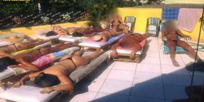 Quase 10 mulheres foram vítimas de roubo durante arrastão em sessão de bronzeamento em RO