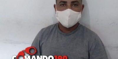 Suspeito de matar a esposa com pauladas em Ji-Paraná é preso em Ouro Preto do Oeste