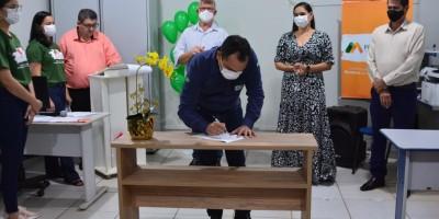 Unidade de Crédito Proampe passa a funcionar dentro da prefeitura de Rolim de Moura