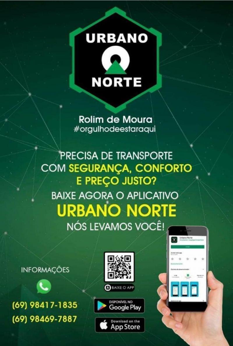 URBANO NORTE – Para você que precisa de transporte com segurança, conforto e preço justo