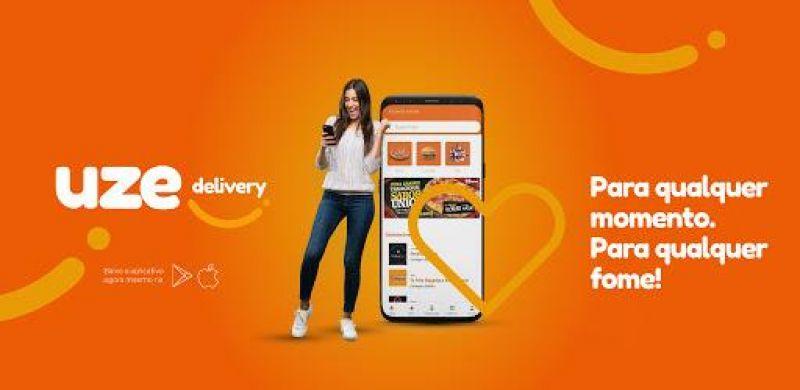 UZE lista os pedidos de Delivery mais solicitados no APP em Rolim de Moura
