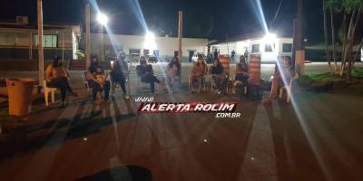 10º Batalhão em Rolim de Moura é fechado por esposas de policiais militares