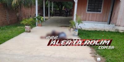 Adolescente é assassinado durante a madrugada em Nova Brasilândia do Oeste