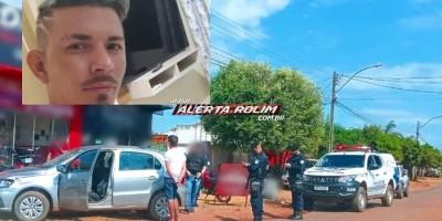 Acusado de crimes de associação criminosa e de aplicar golpes de estelionato é preso pela Polícia Militar em Rolim de Moura; um veículo foi apreendido