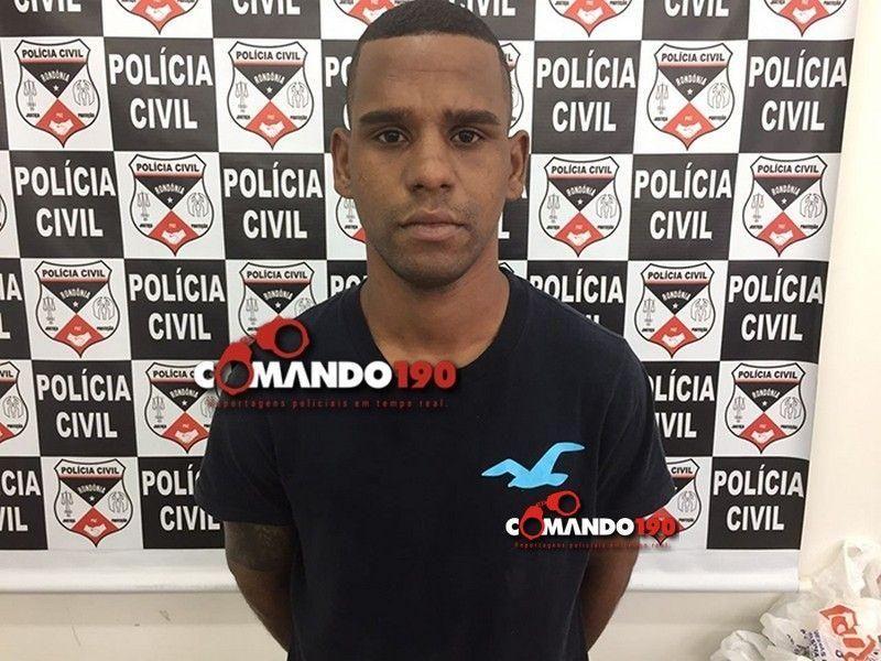 Atualizada - Comerciante reage a roubo, mata assaltante e fere outro durante troca de tiros, em Ji-Paraná