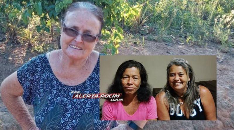 Ex-moradora de Rolim de Moura reencontra filhas após 45 anos, graças à ajuda de um Farmacêutico em Colniza (MT)