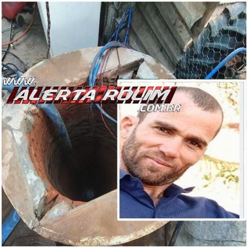 URGENTE - Homem morre enquanto limpava poço em propriedade rural de Rolim de Moura