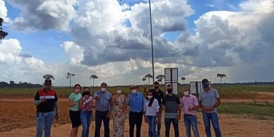 Vice-Governador José Jodan visita os municípios de Rio Crespo e Alto Paraíso