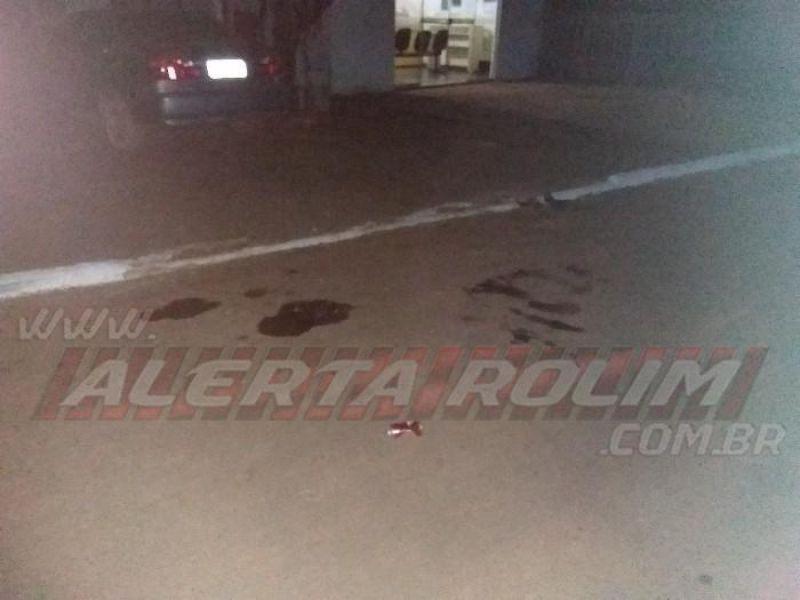 Homem é morto a facadas pela própria irmã durante a madrugada em Castanheiras
