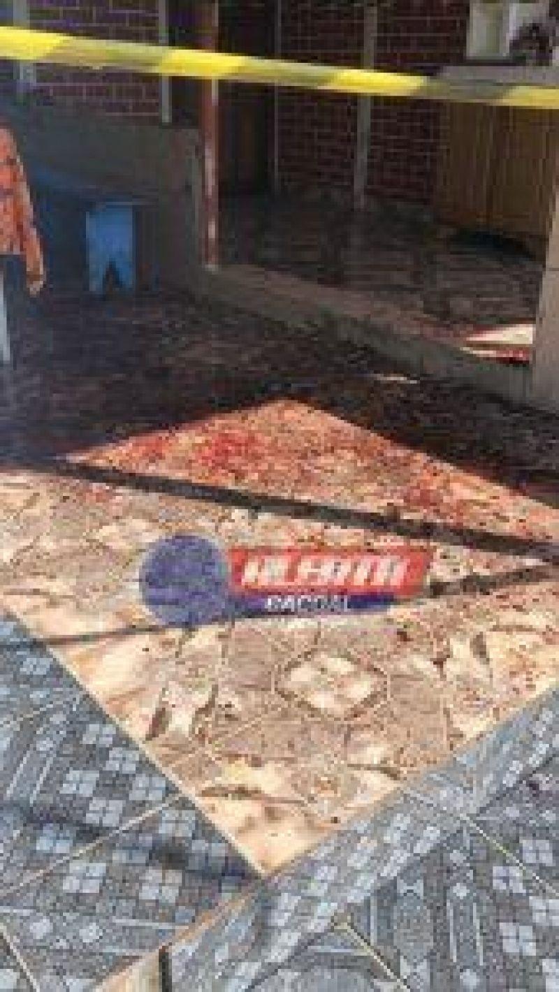 Homem é morto por golpes de facão na zona rural de Cacoal