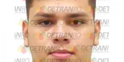 Polícia Civil divulga foto do suspeito de ter participado na morte do empresário Pedrinho Auto Center de Ariquemes