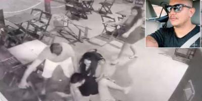 Policial militar é espancado até a morte em distribuidora no Mato Grosso - Vídeo