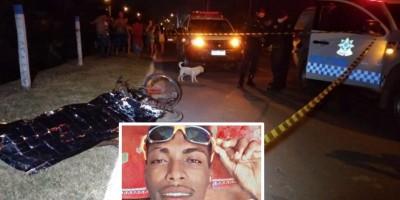 Homem é assassinado a tiros enquanto andava de bicicleta em Ji-Paraná