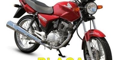 Após pedir para fazer test drive, suposto comprador desaparece com motocicleta em Rolim de Moura