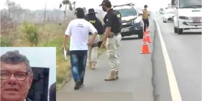 Homem que estava desaparecido é encontrado morto às margens da BR-364 em Pimenta Bueno; vídeo