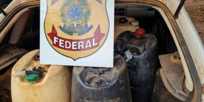 Homens são presos por revenderem gasolina boliviana a R$ 3,80 em Rondônia