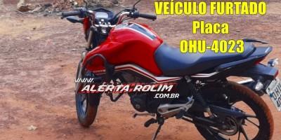 """Morador de Rolim de Moura tem moto furtada em Cacoal, após cair no golpe do """"test drive"""""""