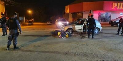 Mulher que foi parar no teto do veículo durante acidente estava grávida de 07 meses e perdeu o bebê em Jaru