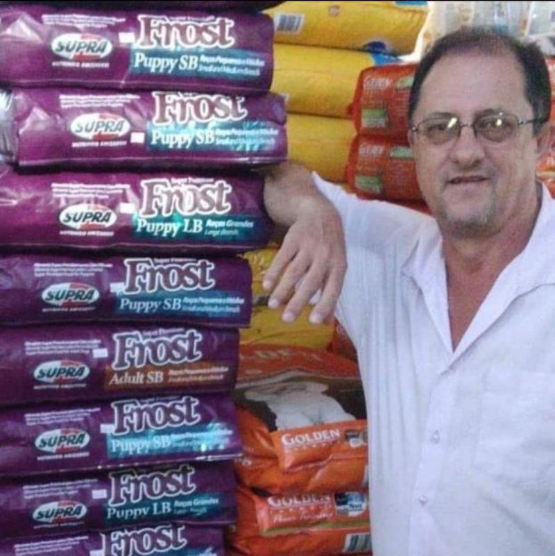 Nota de pesar pelo falecimento do empresário Celso Moura Henrique, vítima de complicações da Covid-19