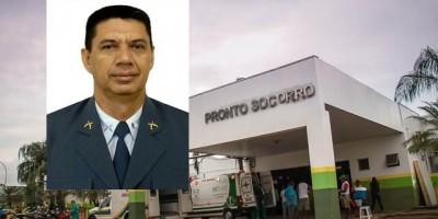 Sargento da PM morre após ser baleado na cabeça em Porto Velho