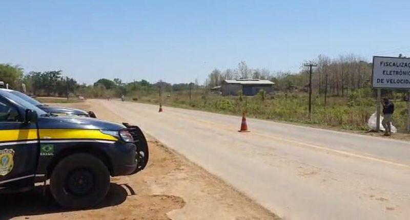 Acaba bloqueio de caminhoneiros nas estradas federais em Rondônia