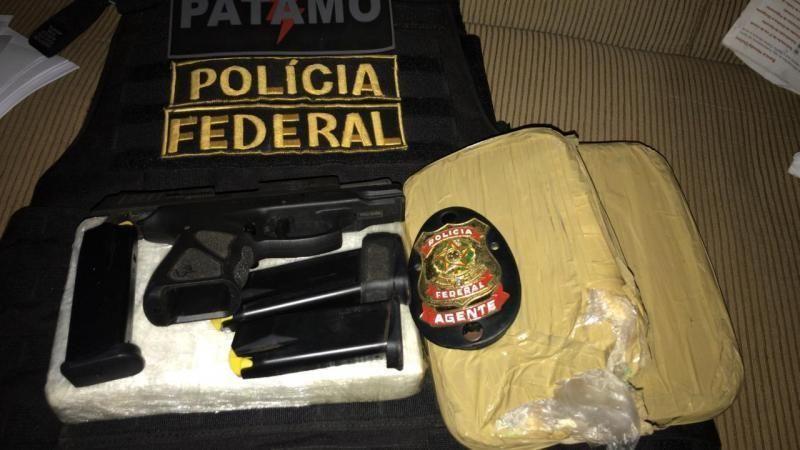ATUALIZADA - Polícia Federal deflagra operação 'Carga Prensada' com mandados em Rolim de Moura