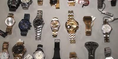 Bandidos invadem loja, amarram vítimas e roubam 200 relógios em RO