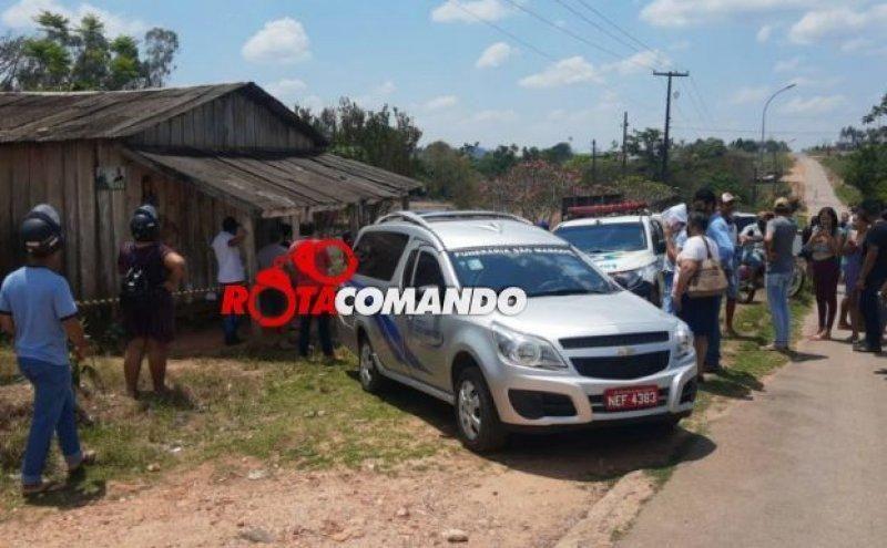 Dois homens foram mortos a pauladas em Nova Brasilândia do Oeste