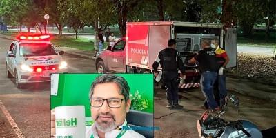 Homem morreu após colisão entre motos na capital