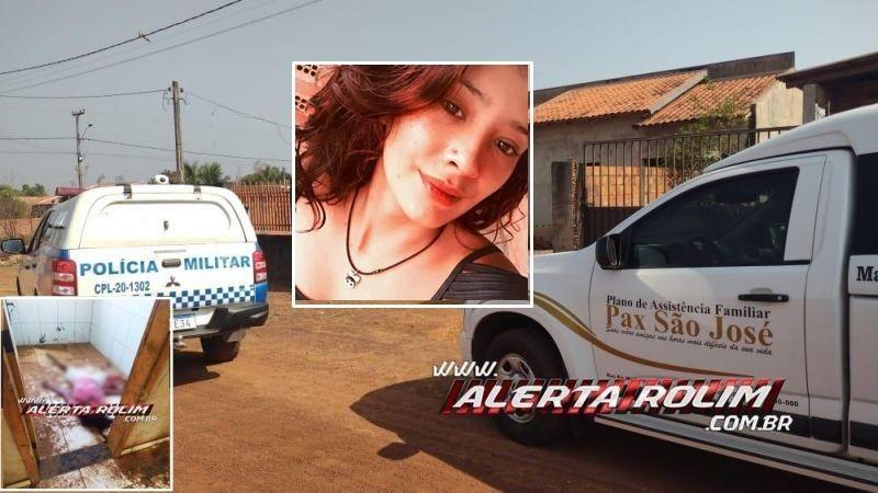 Identificada mulher encontrada morta em construção no bairro Cidade Alta em Rolim de Moura