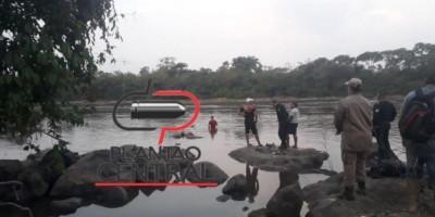 Irmãos morrem afogados no Rio Machado e corpos foram encontrados abraçados. em Ji-Paraná