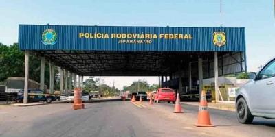 PRF afirma que não há bloqueio nas rodovias federais de RO