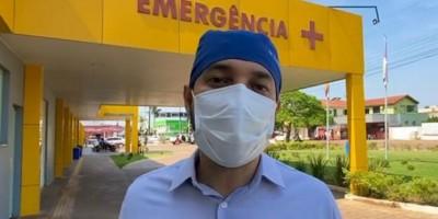 Rondônia em alerta: secretário confirma 7 casos da variante delta do coronavírus no estado