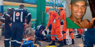 trabalhador morre em caixa d'água ao tentar resgatar amigo em Porto Velho