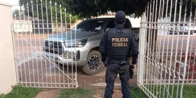 Tráfico: Operação da PF mobiliza 200 agentes em Rondônia e outros três estados