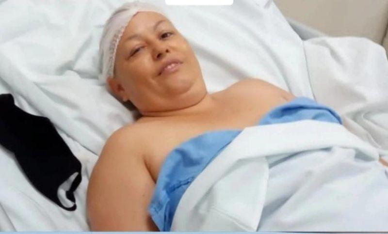 URGENTE:  Moradora da linha 200 de Rolim de Moura precisa de ajuda para custear tratamento de saúde
