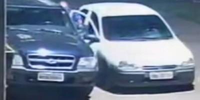Vídeo: criminosos roubam caminhonete em RO e dono pede ajuda
