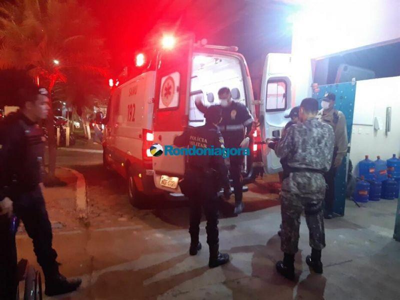 Policial da Força Nacional de Segurança reage a assalto e é baleada em RO