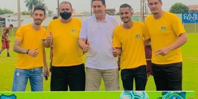 Campeonato SUB-15 foi sucesso em Rolim de Moura e município será contemplado com projeto CBF Social