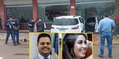 Cinco pessoas foram executadas na fronteira entre Brasil e Paraguai; vereador e filha de governador estão entre as vítimas