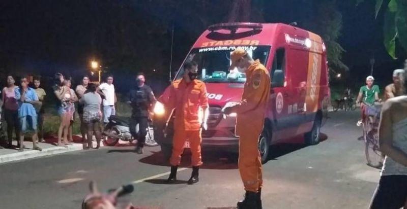 Homem de 29 anos é morto com vários tiros em Vilhena