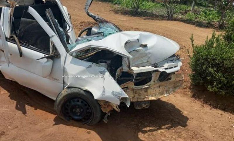 Motorista perde a vida em acidente de trânsito na RO-133, em Machadinho do Oeste