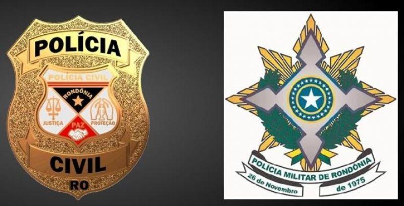 Policial Militar aposentado foi preso pela PM e PC, acusado de abusar sexualmente da enteada desde os 7 anos em Rolim de Moura