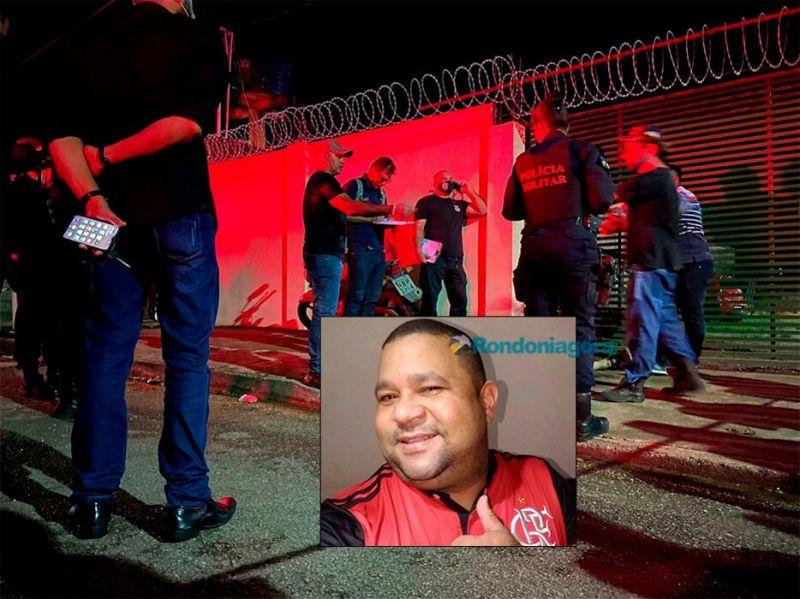 Vigilante é executado a tiros em RO