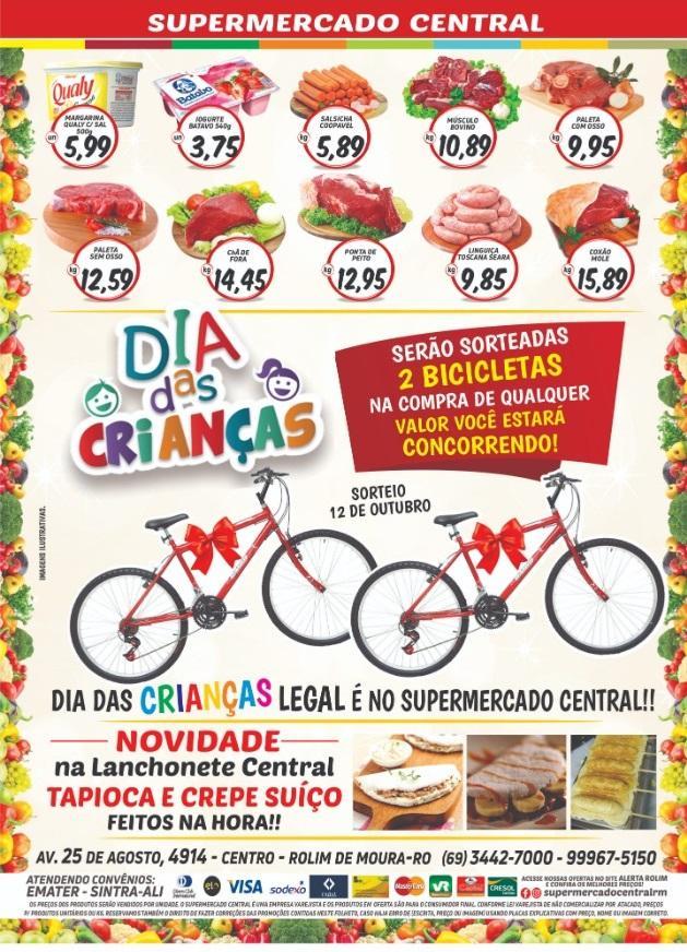 Promoção Supermercado Central
