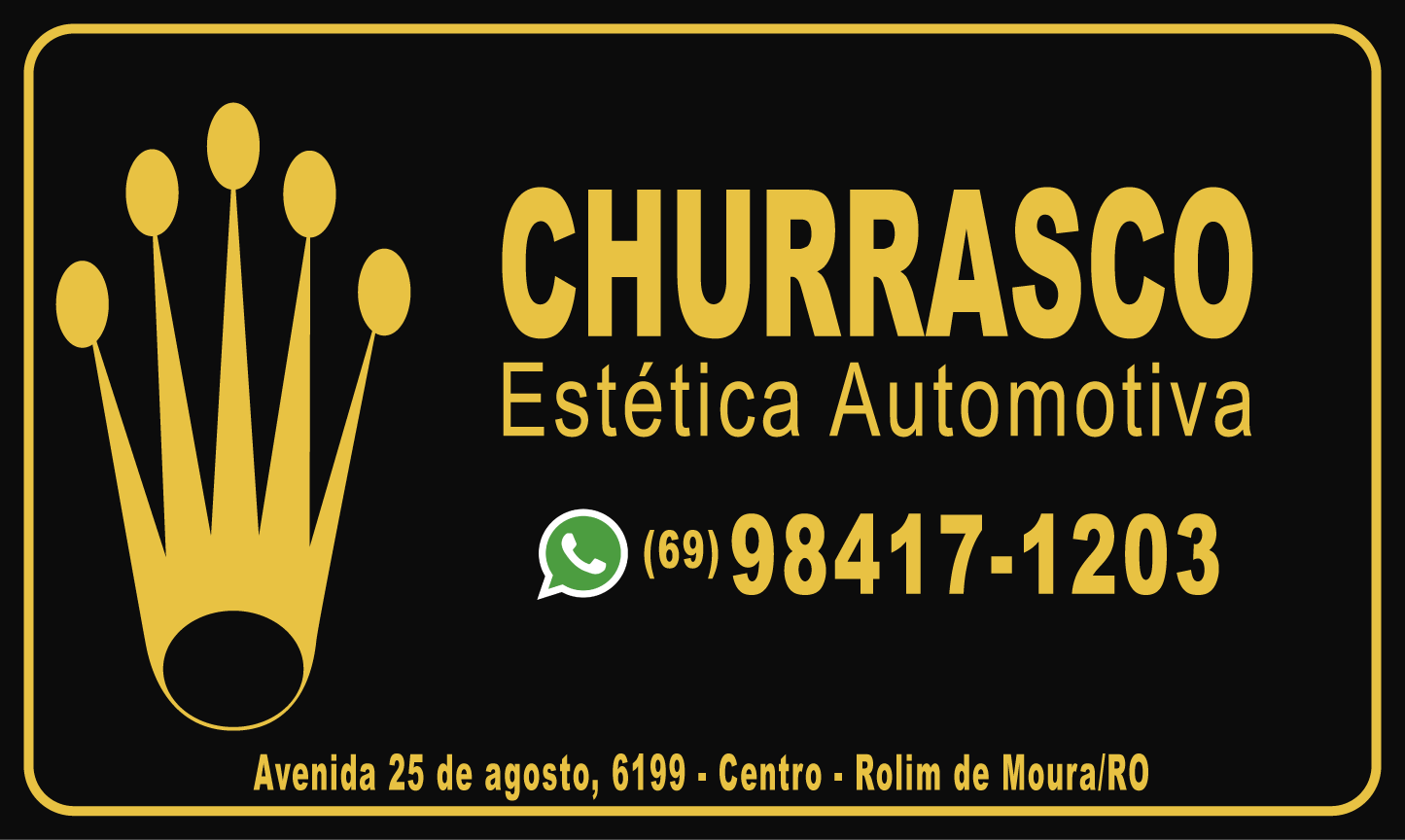 Churrasco Estética Automotiva