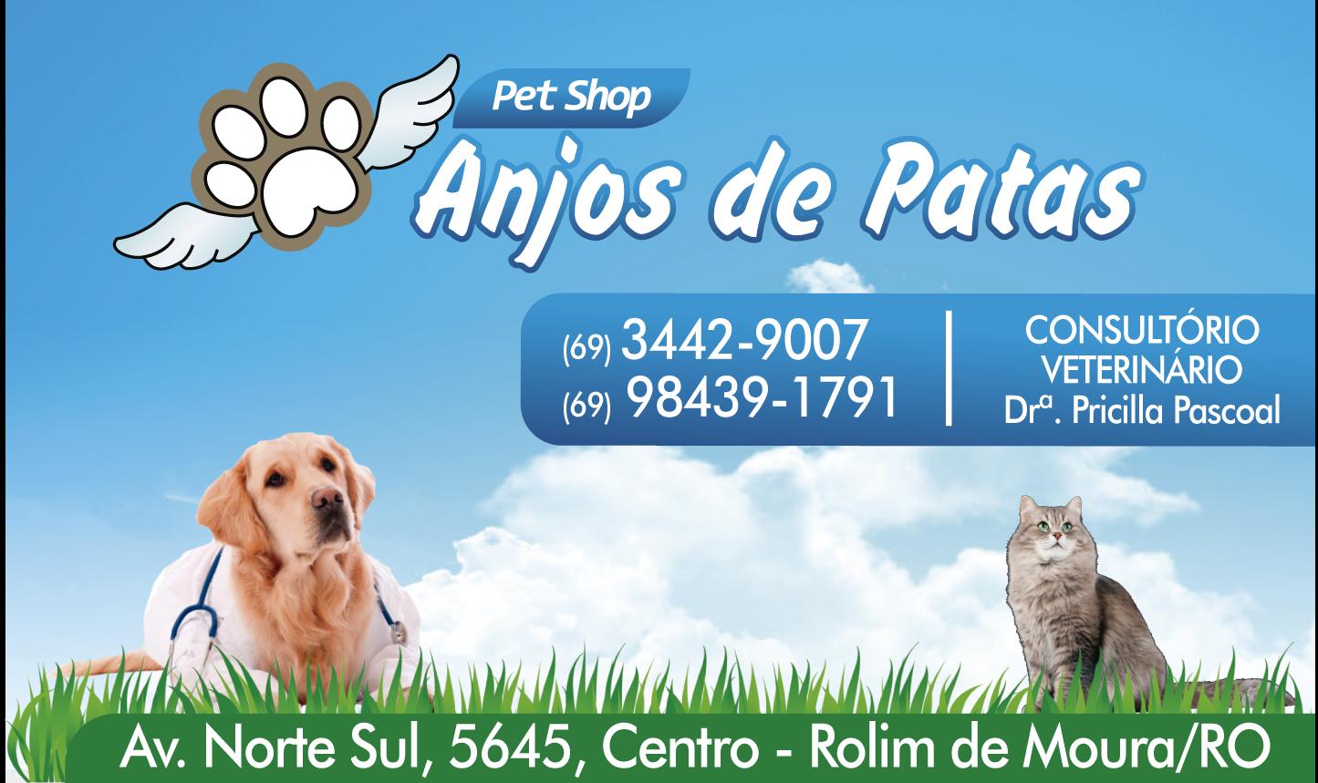 Pet Shop Anjos de Patas 2